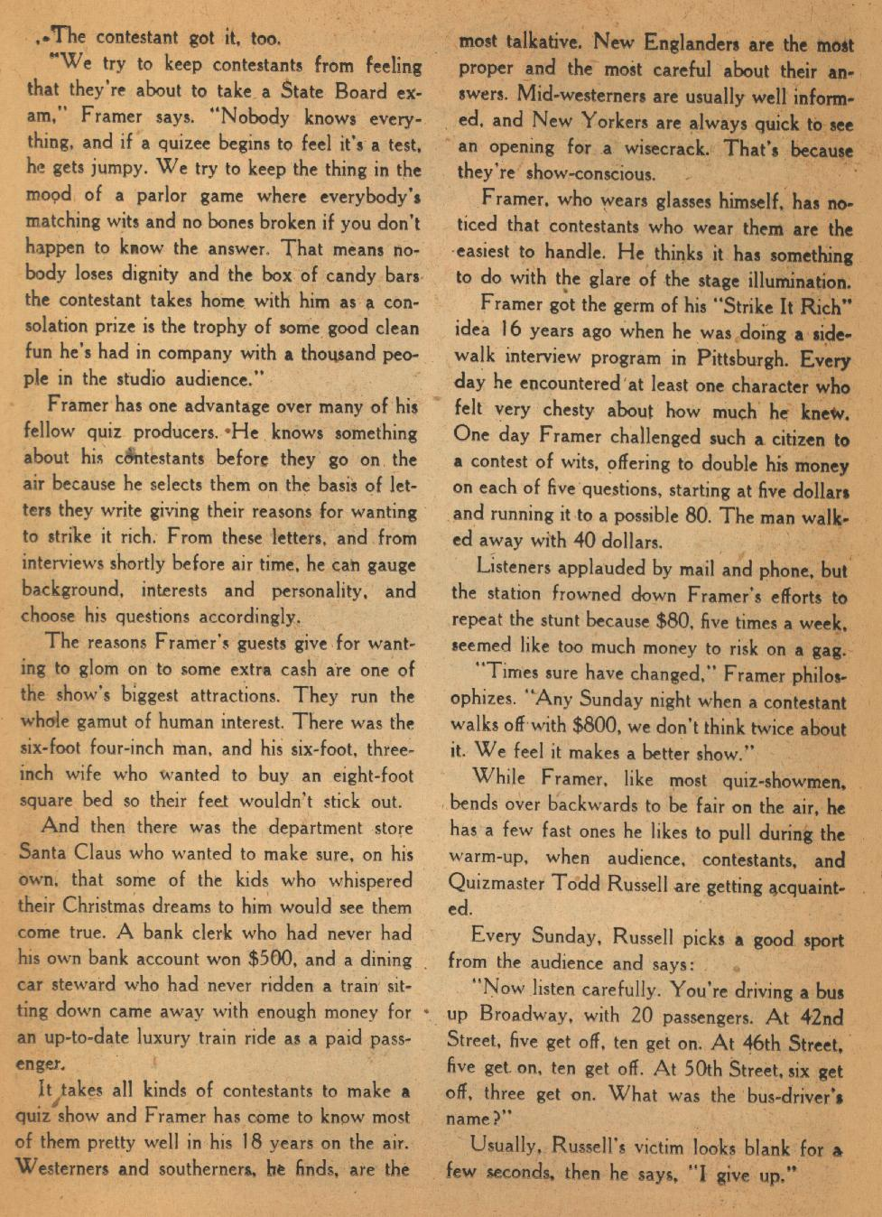 Read online Detective Comics (1937) comic -  Issue #152 - 38