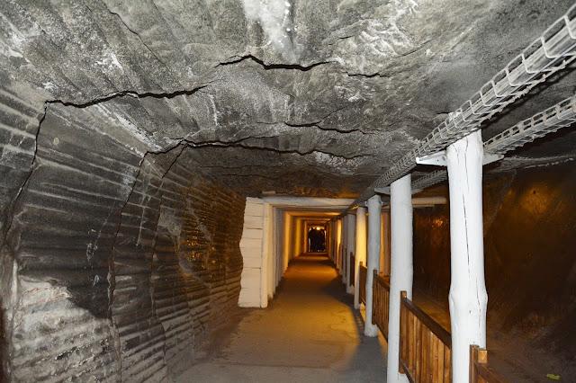 Kopalnia soli w Wieliczcce