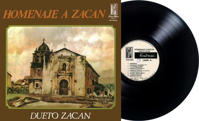 DUETO ZACÁN - HOMENAJE A ZACÁN