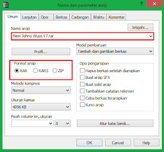 Cara Membuka dan Membuat File Format RAR atau ZIP 17
