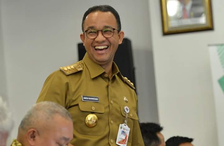 Tak Disorot Media, Netizen Harapkan Ini untuk Anies Baswedan