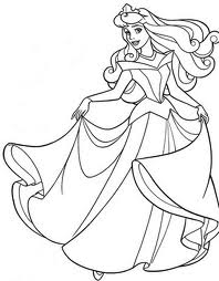 Urmasii Dacilor Planse De Colorat Cu Printese Disney