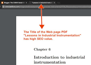 Good Web PDF SEO