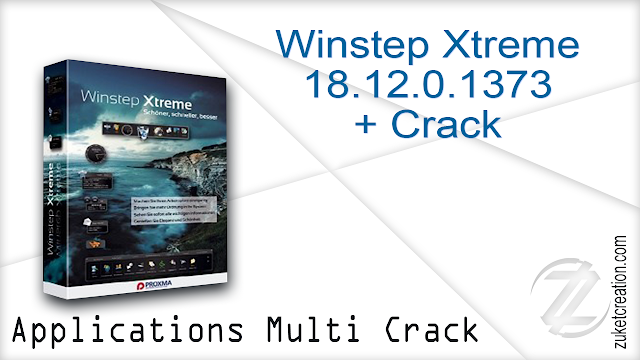 Winstep Xtreme 18.12.0.1373 + Crack
