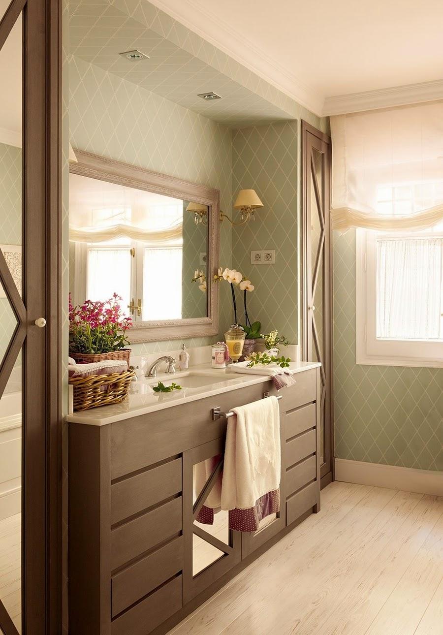 wystrój wnętrz, home decor, wnętrza, dom, mieszkanie, aranżacja, łazienka, umywalka lustro