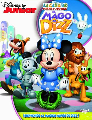 La casa de Mickey Mouse: Minnie. el mago de Dizz