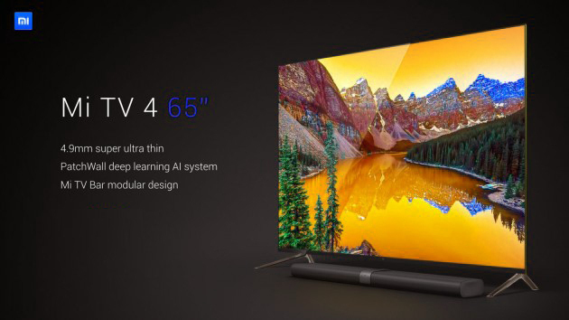Xiaomi Launch Its Big Screen Mi Led Tv 4 In India