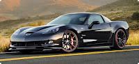 Chevrolet Corvette ZR1 цена фото смотреть