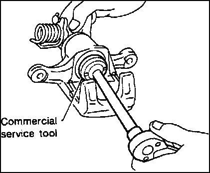 rear brake pads replacement 2000,2002,2003,2004, Nissan