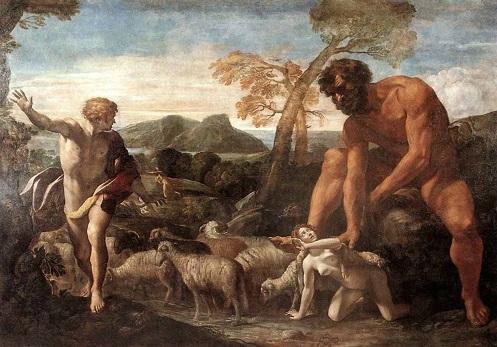 """Gigantes Nefilins: Filhos de """"Anjos Caídos"""" ou descendentes de Sete?"""