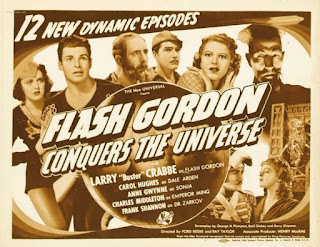 Flash Gordon conquista el Universo Online