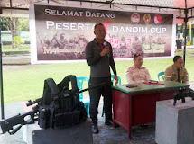 1st Dandim Cup Airsoft Competition Menghentak di Manado