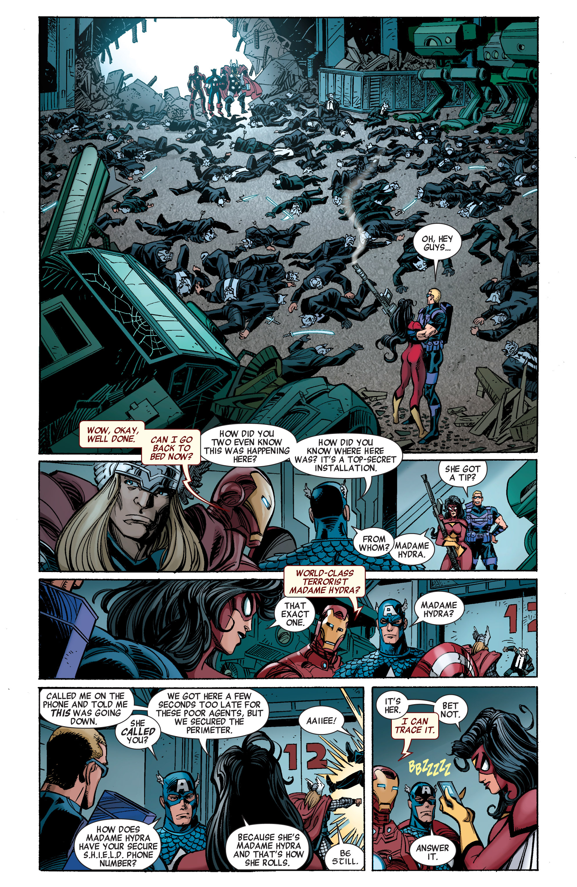 Read online Avengers (2010) comic -  Issue #30 - 18