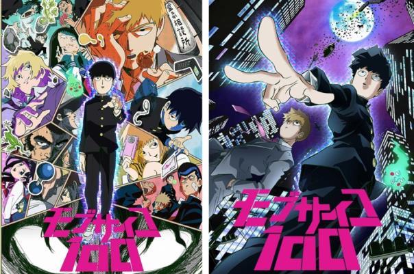 Mob Psycho 100 - Anime Tokoh Utama Pura-pura Lemah