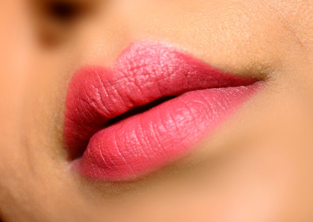 Sugar It's A-Pout Time! Vivid Lipstick 'Breaking Bare' Review, Swatch, LOTD, FOTD