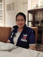 Mayor Guia Gomez a Mother of San Juan City