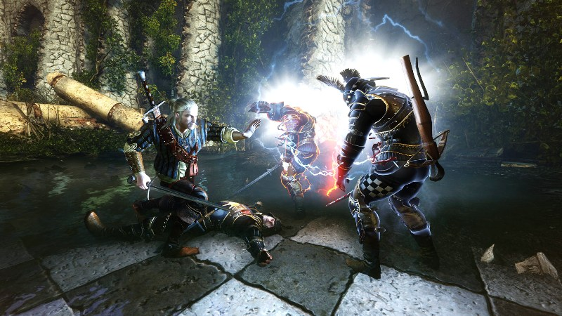 The Witcher 2 ScreenShot 1