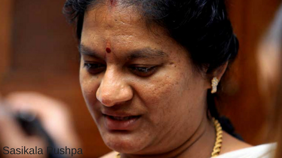 Sasikala Pushpa Wiki/ Biography/ Age/  Family/ Husband/ Caste