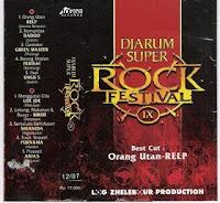 Full Album Festival Rock se-Indonesia ke-IX (2001)