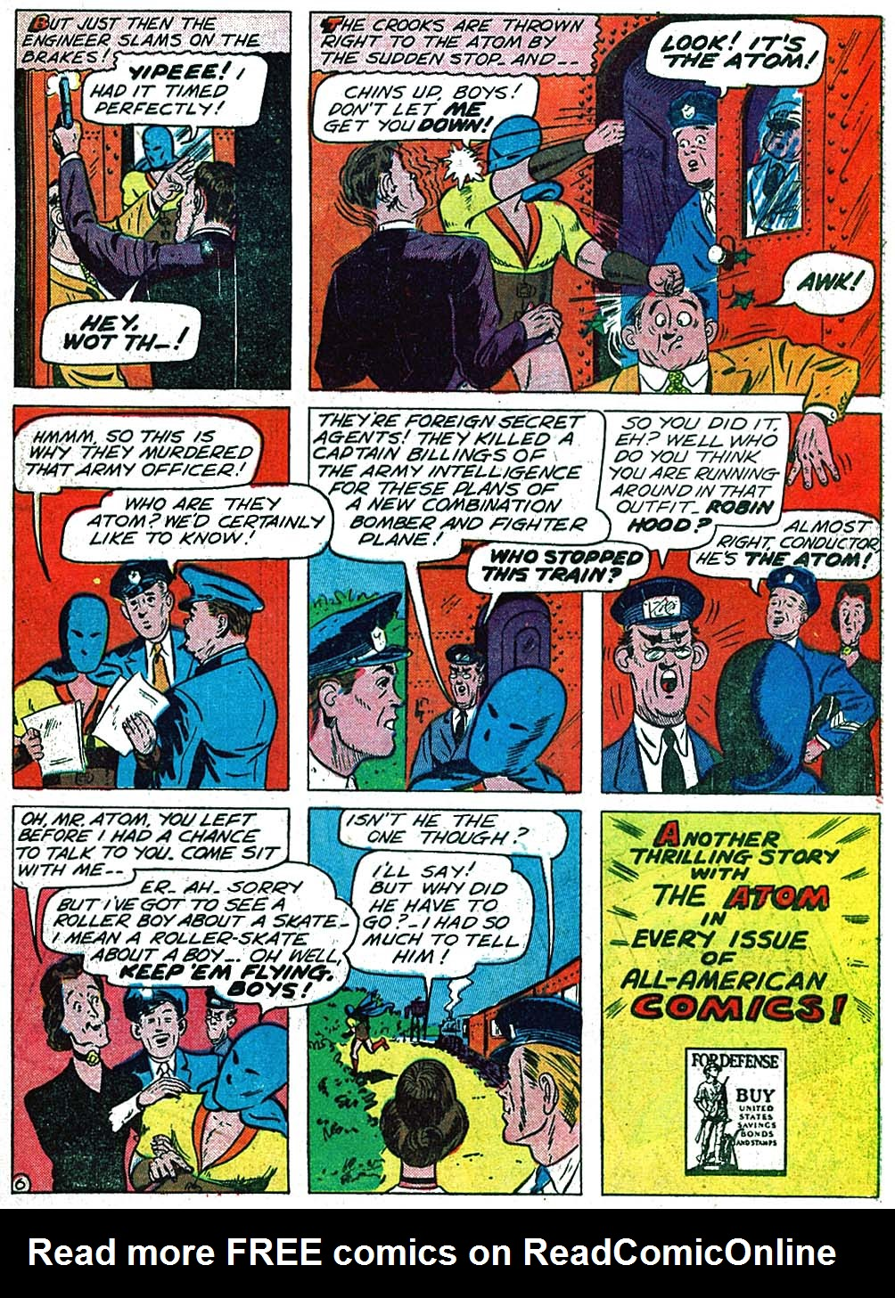 Read online All-American Comics (1939) comic -  Issue #38 - 64