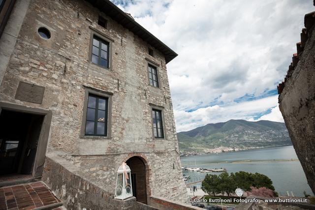 Fotografo Matrimonio Castello di Clusane