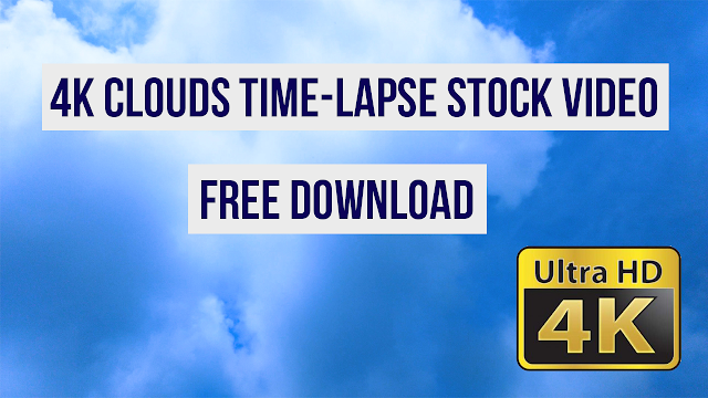 Download 4k Cloud Timelapse Free