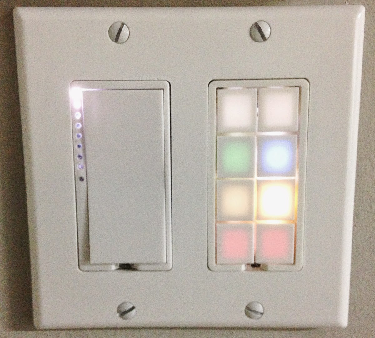 Glen's Home Automation: Converting Insteon 6 Button Keypads