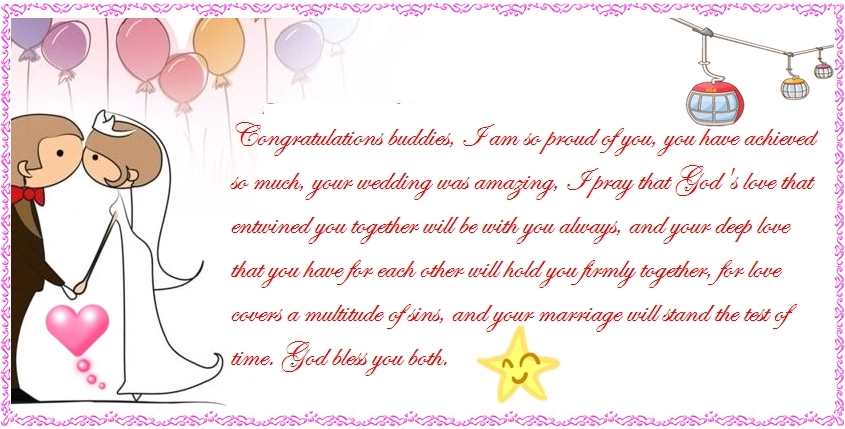 Best Wedding Congratulations Quotes – Wedding Day Quotes for Cards