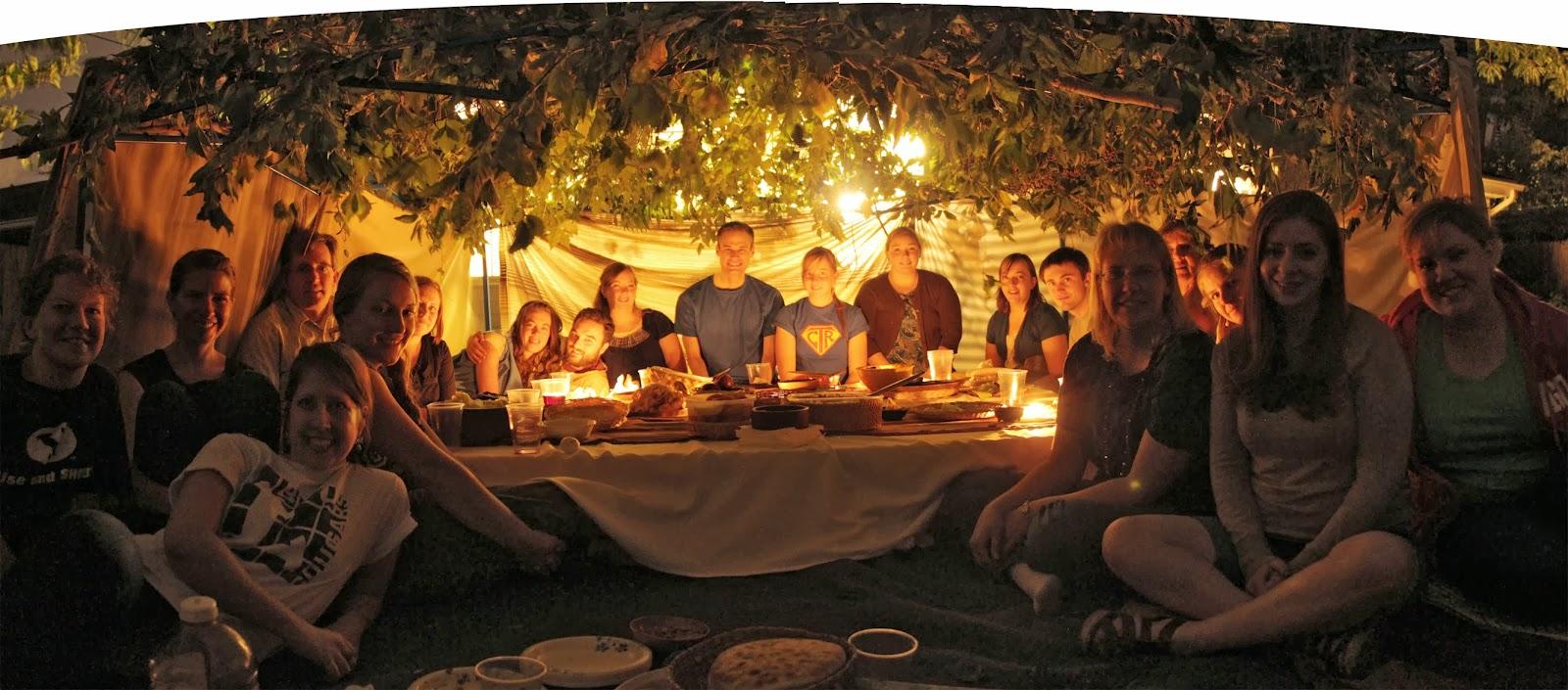 Redeemer of Israel: Feast of Tabernacles (Sukkot) 2013