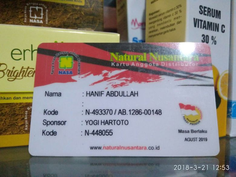 Hanif Abdullah 0822.4258.2948