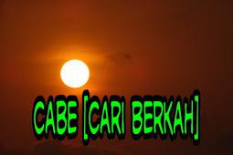 Cabe (Cari Berkah)