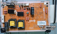 service led tv bsd tangerang