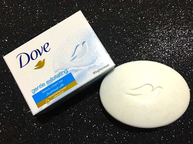 Dove Beauty Cream Bar Güzellik Sabunları Dove Gentle Exfoliating Bar