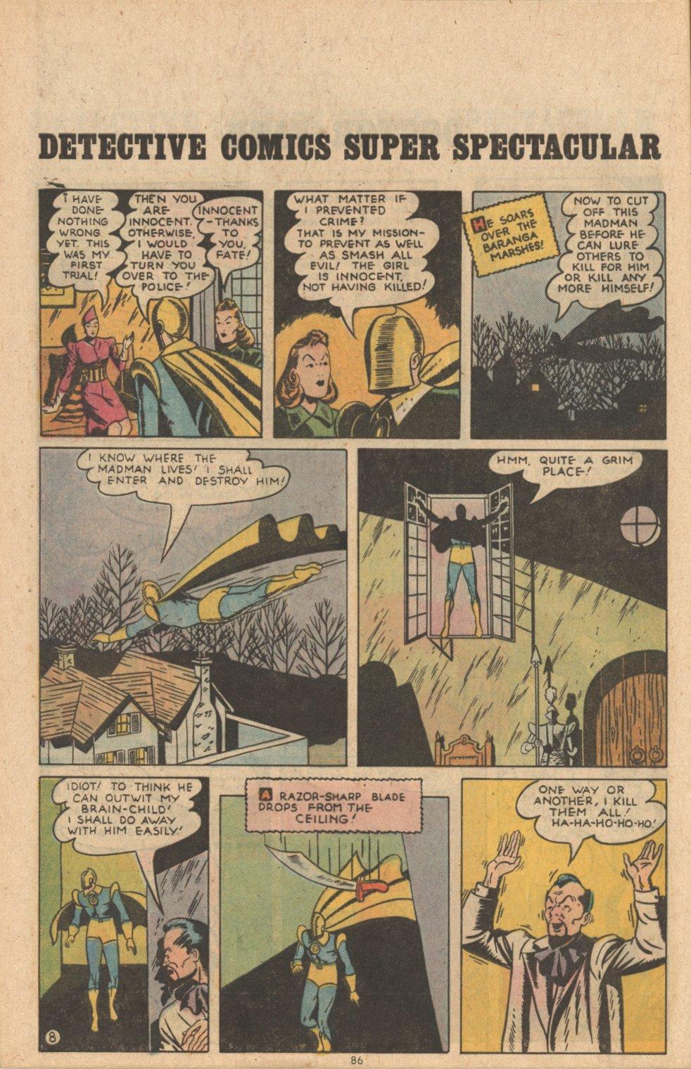 Detective Comics (1937) 442 Page 85