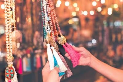 Cómo hacer diferente tipos de borlas o tassels incluida la sari