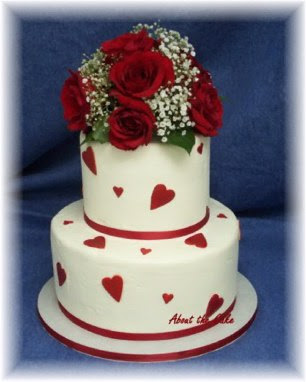valentine s day wedding cakes wedding cakes to s day food and drink 21523