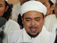 Pendukung Sarankan Jangan Kembali Dulu, Habib Rizieq Pulang Setelah Jokowi Lengser