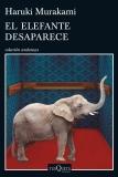 El elefante desaparece - Portada