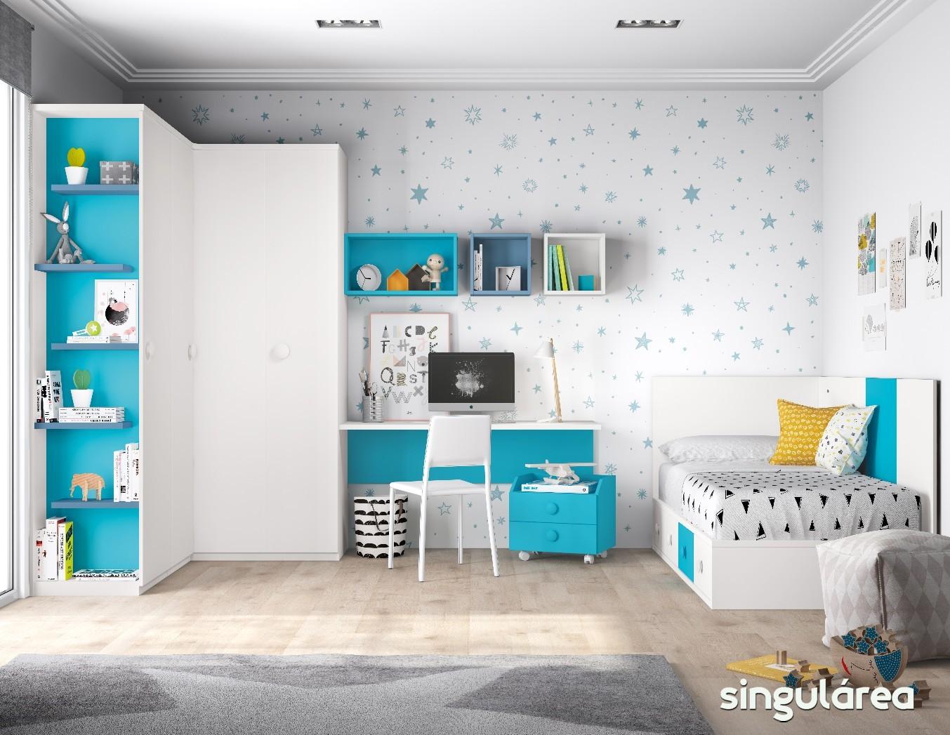 Blog dormitorios juveniles com novedades camas infantiles y juveniles 2018 - Dormitorios infantiles valencia ...