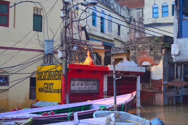 Maa Ganga Mandir, Dashashwamedh Ghat, Varanasi