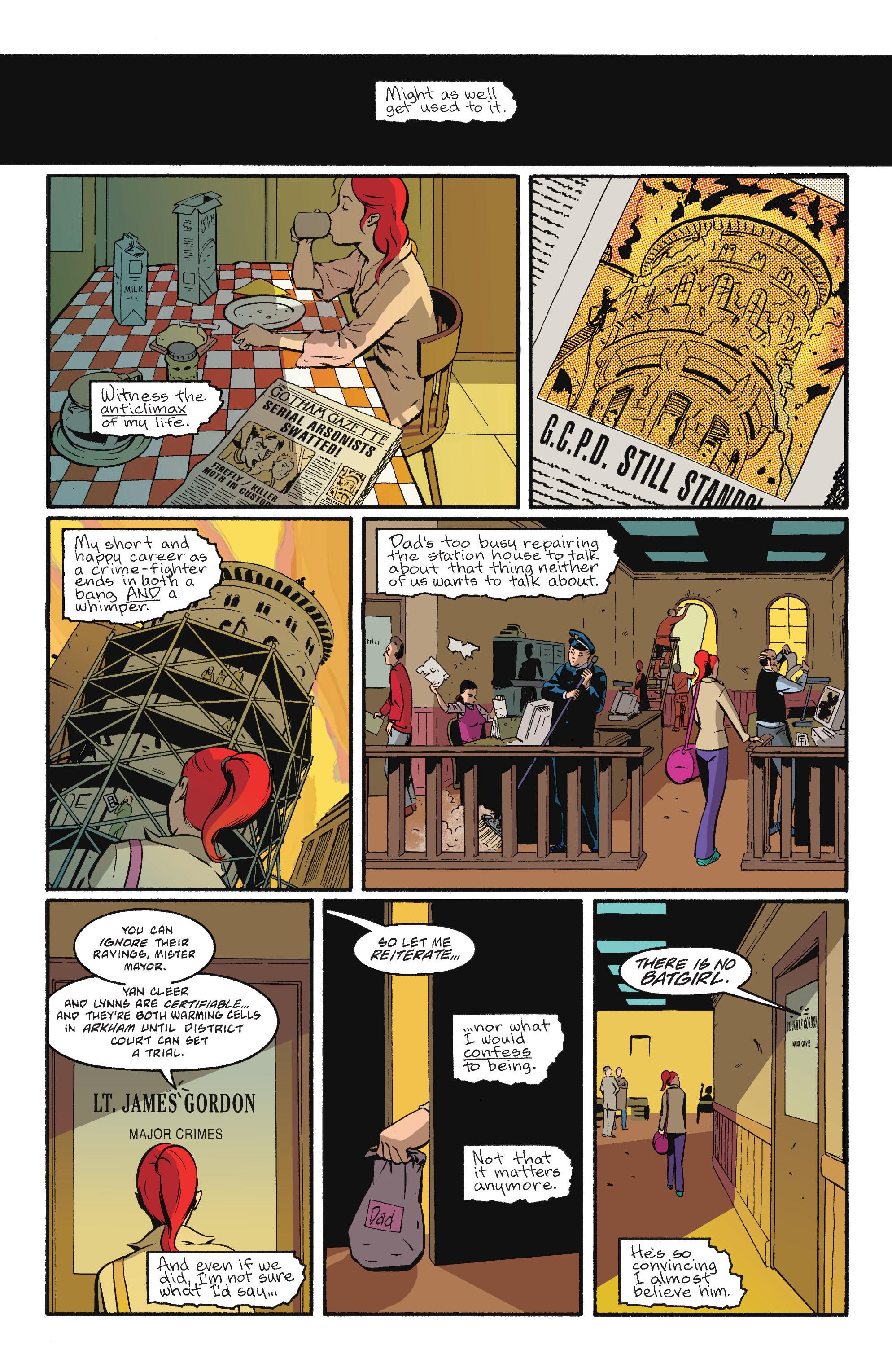 Read online Batgirl/Robin: Year One comic -  Issue # TPB 2 - 188