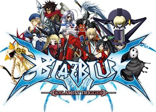 Download BlazBlue: Calamity Trigger Android psp iso+cso game [USA]
