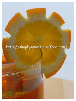 Simple Lemon and Orang...V Is For Vegetables