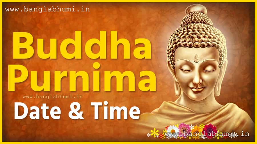 Buddha Purnima Date & Time in India, Hindu Calendar