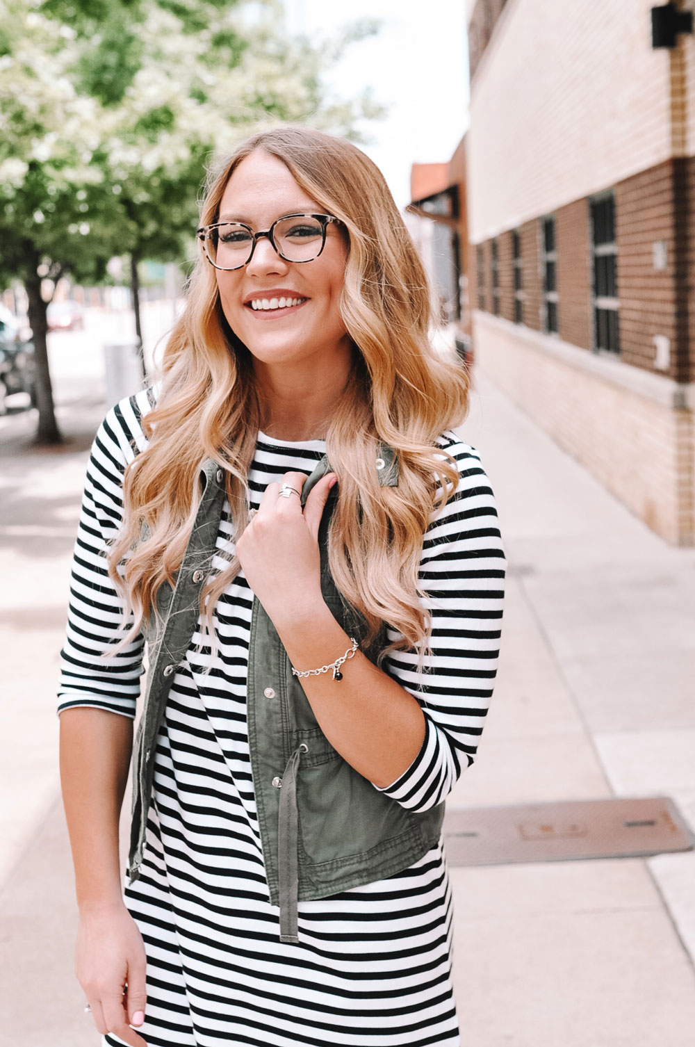 Amanda Martin of OKC blog Amanda's OK shares her life long love for James Avery jewelry