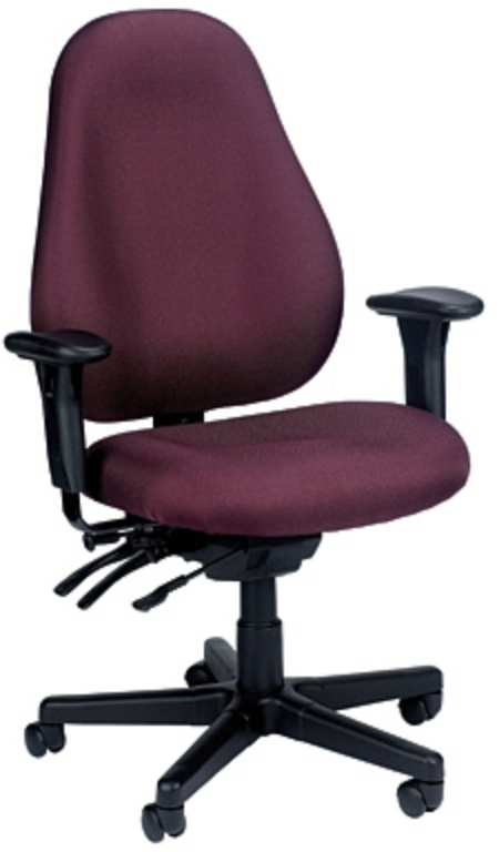 1701 Slider Chair by Eurotech