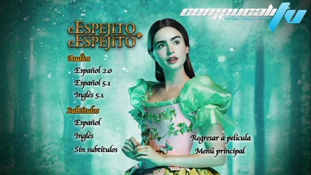 Mirror Mirror DVDR NTSC Español Latino Descargar 2012