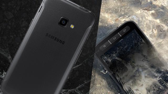 Kasta seri di Samsung Galaxy Series