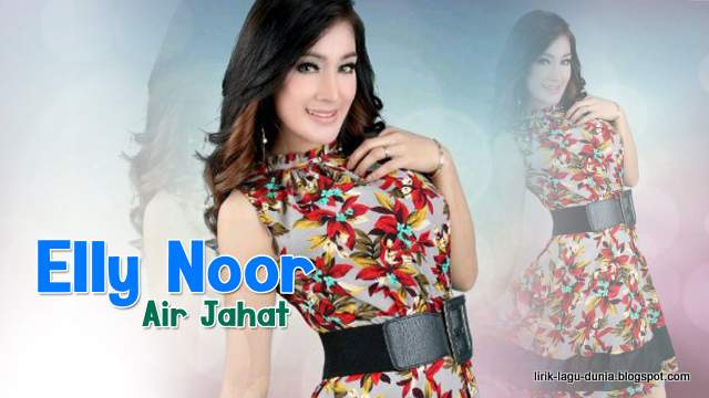 Foto Elly Noor penyanyi dangdut