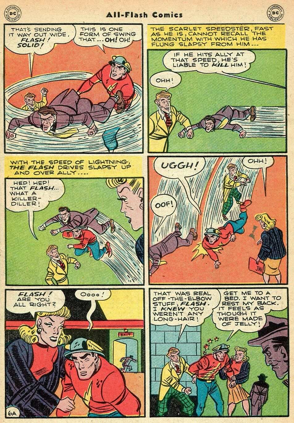 Read online All-Flash comic -  Issue #25 - 7